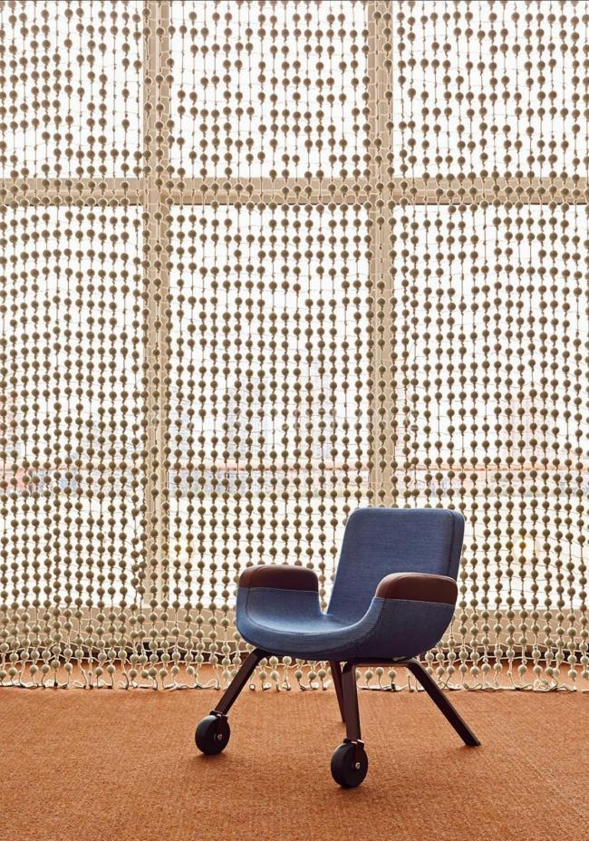 Северный салон делегатов в здании ООН © Frank Oudeman