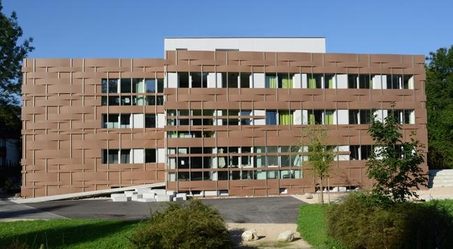 «Clearing House» в Зальцбурге. Фото предоставлено компанией ROCKWOOL