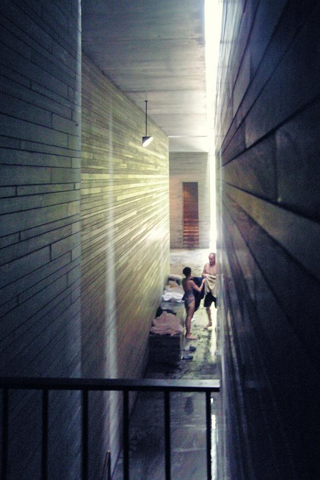 Термальные бани в Вальсе. Фото © Надежда Щёма