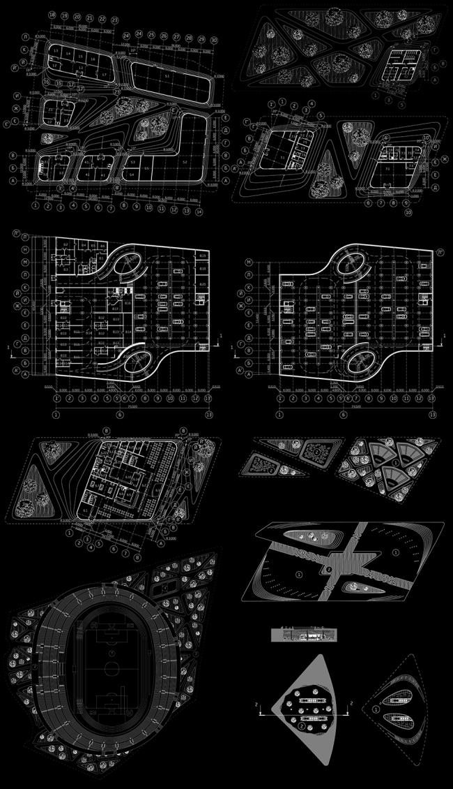Реновация вагонного депо станции Киев-Пассажирский © Dmytro Aranchii Architects