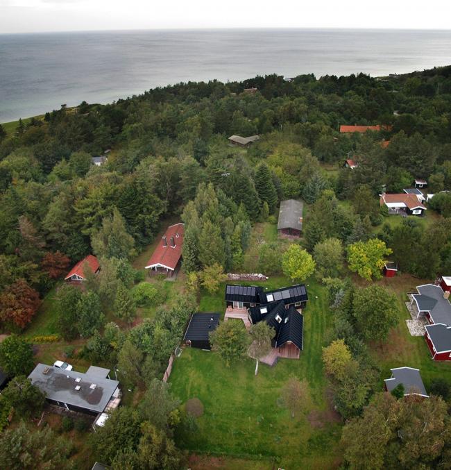 Дом Village House © Åke E. Son Lindman