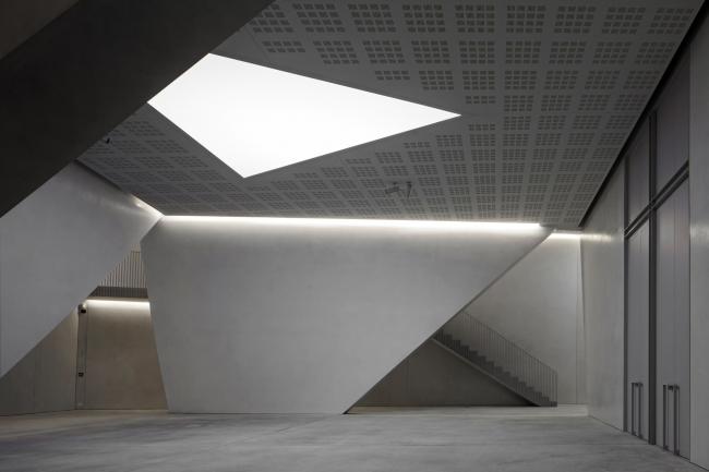 Зал Teatrino в Палаццо Грасси © ORCH orsenigo_chemollo