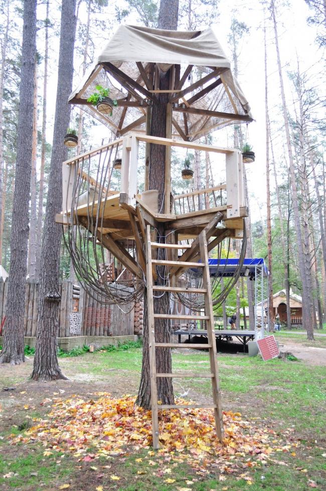 Гнездо Команда «PORAZNOMU» © 2013 ВОООМА