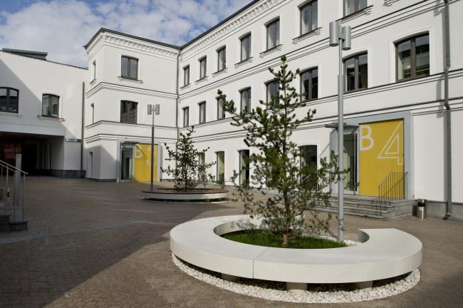 Atomsphera office complex (reconstruction)