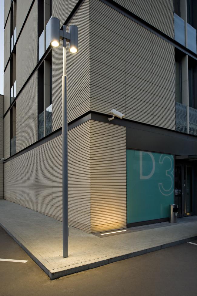 Офисный комплекс Атмосфера (реконструкция). Реализация, 2013 © ADM