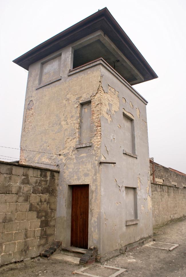 Лагерь Заксенхаузен. Фото: Владислав Новинский