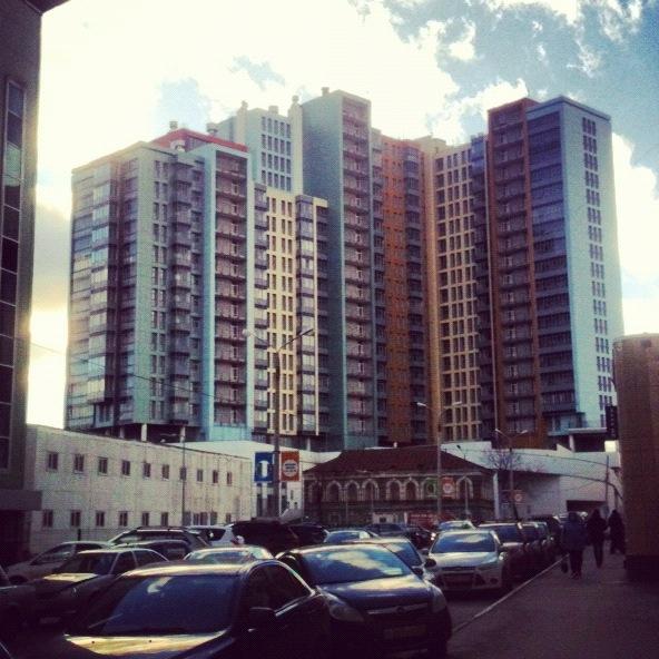 «Виктория» в Перми. Фото: Владислав Новинский