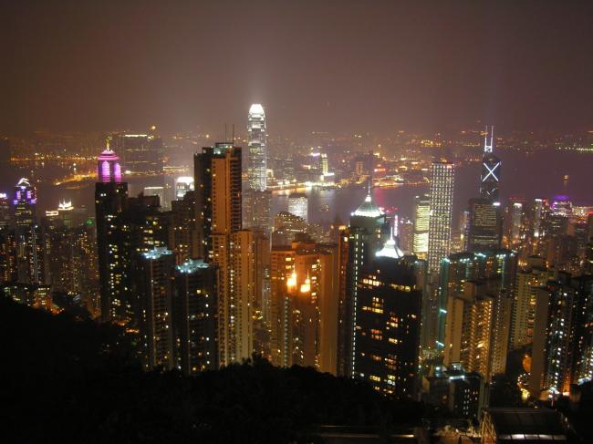 Гонконг. Фото: Владислав Новинский