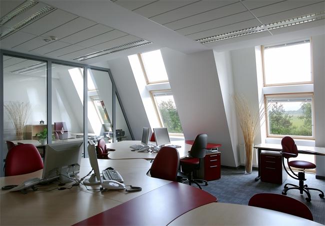 Офис Velux в Словении. Фото предоставлено компанией Velux