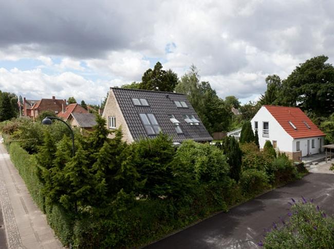 Дом в пригороде Копенгагена