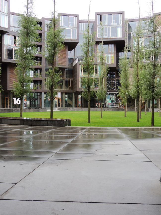 Общежитие Tietgenkollegiet. Фото © Елизавета Клепанова