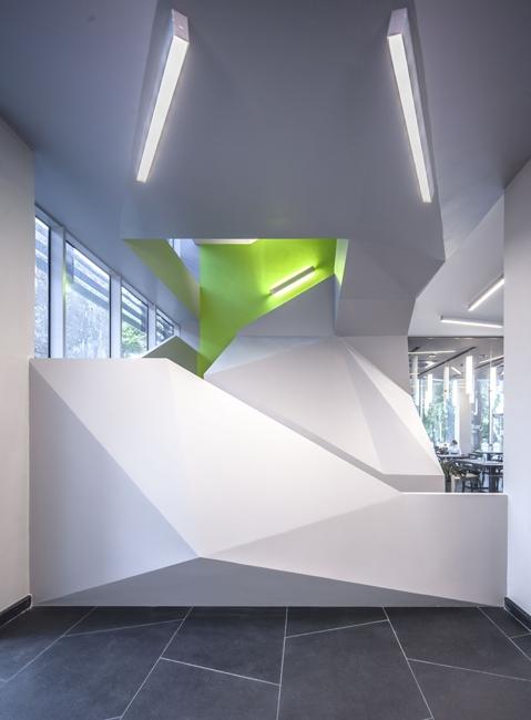 Бизнес-центр Gudou Plaza в Сухуме. Фото предоставлено компанией ООО «АС Татпроф»