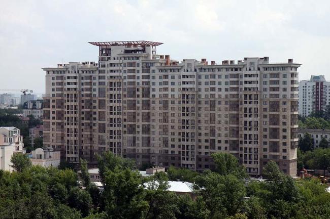 Жилой комплекс на ул. Вавилова. Фото с сайта www.flatco.ru