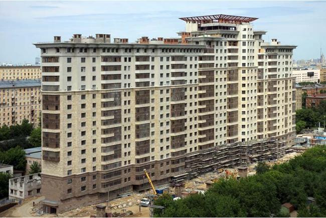 Жилой комплекс на ул. Вавилова. Фото предоставлено компанией Juma