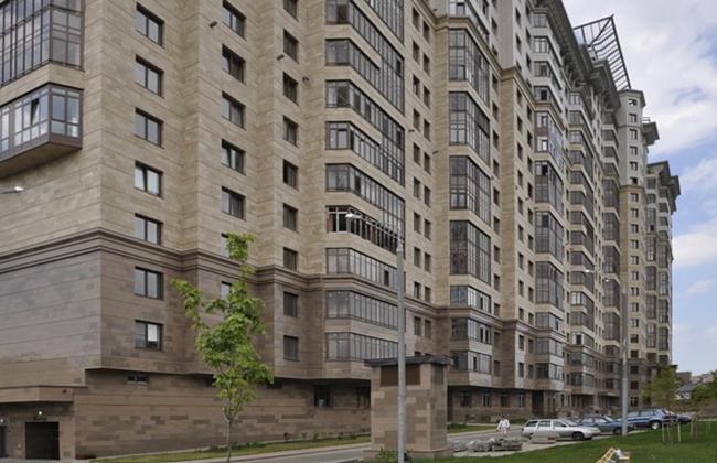 Жилой комплекс на ул. Вавилова. Фото с сайта www.arkrelity.ru