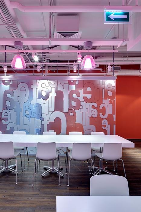 Штаб-квартира компании Mail.ru Group. UNK project