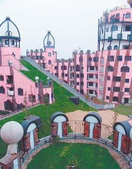 Зеленая крепость