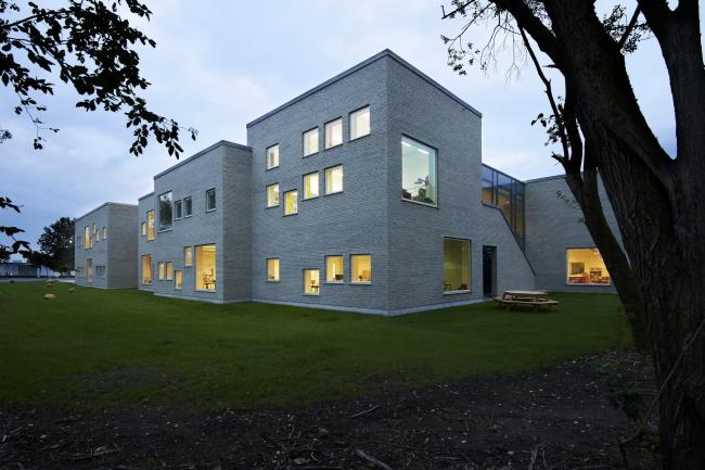 Международная школа Икаст-Бранне © Martin Schubert