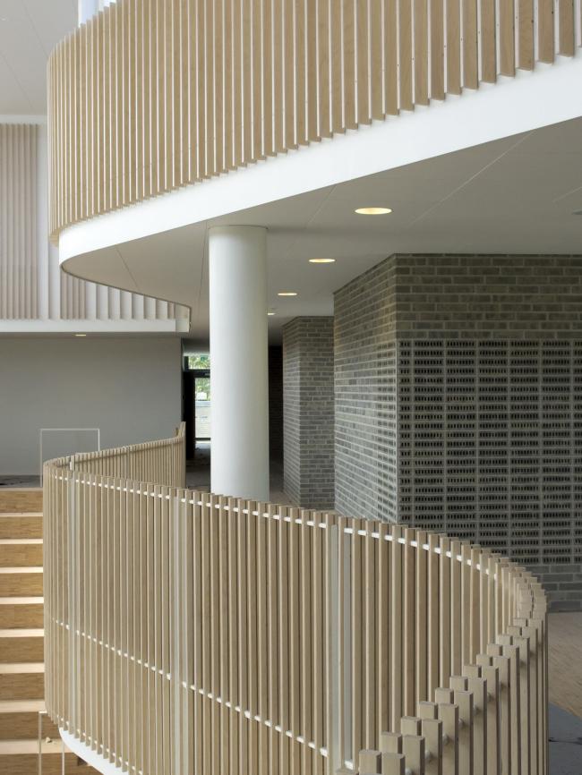 Международная школа Икаст-Бранне © Julian Weyer