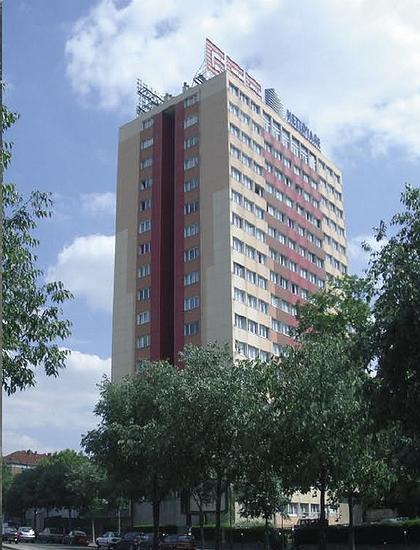 Жилой дом «Тур Буа Ле Претр». Вид после санации 1990 года