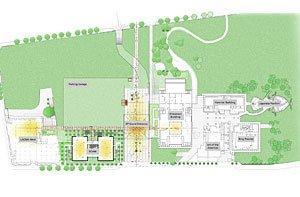 План нового парка LACMA