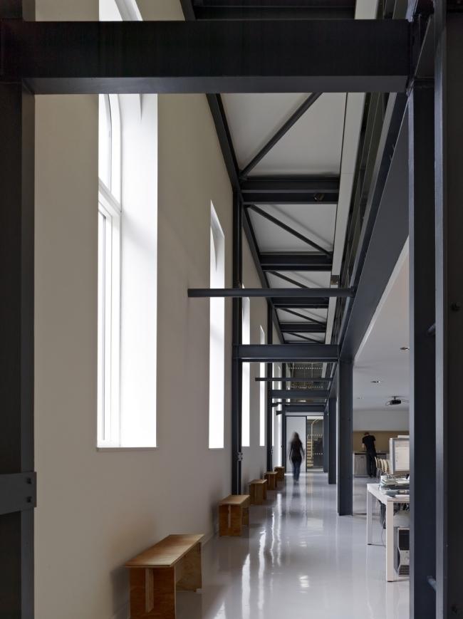 Офис Cullinan Studio © Timothy Soar