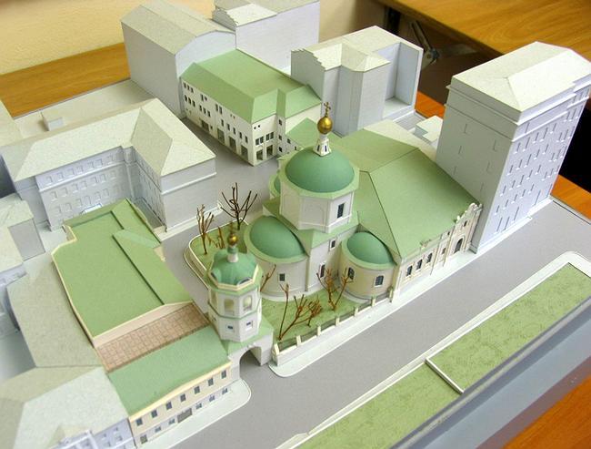 Церковь Космы и Дамиана в Шубине