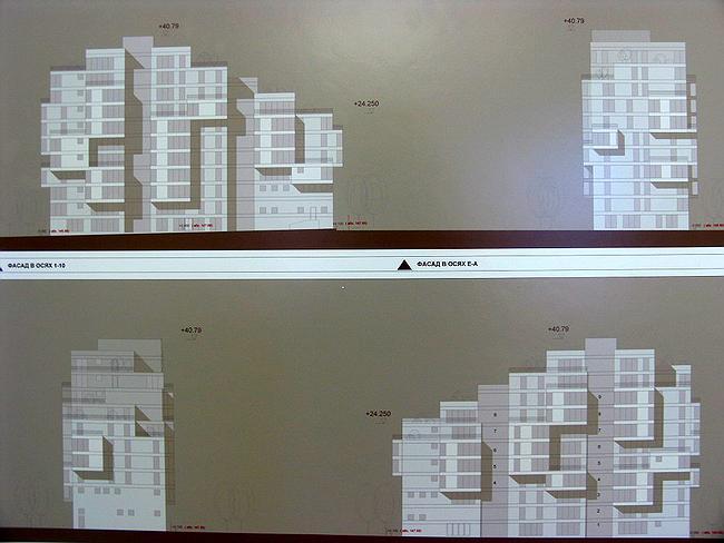 Апартаменты со встроенной АТС на Бол. Грузинской