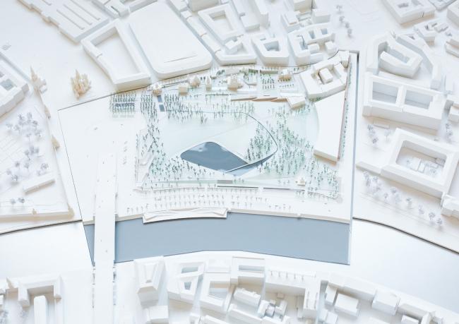 Проект Gustafson Porter. Иллюстрации предоставлены Институтом медиа, архитектуры и дизайна «Стрелка»