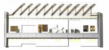 Лос-анджелесский окружной музей искусства (LACMA) - реконструкция