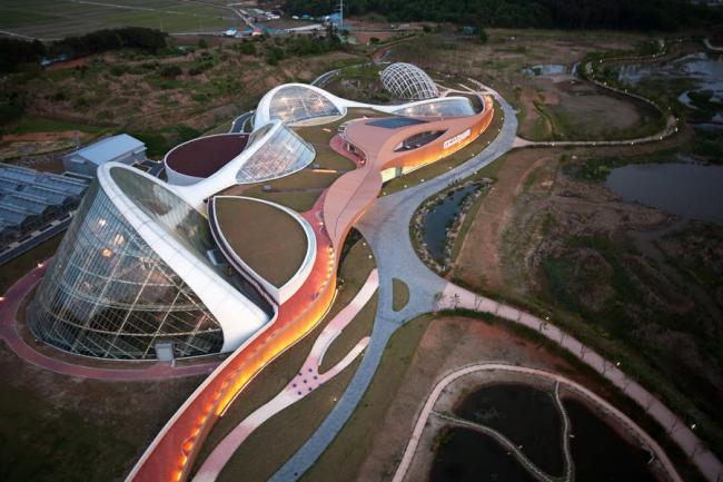 «Проект Экориум» Национального экологического института © Young Chae Park