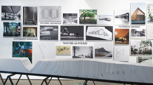 Вид экспозиции Custom Made. Фото: Espen Grønli