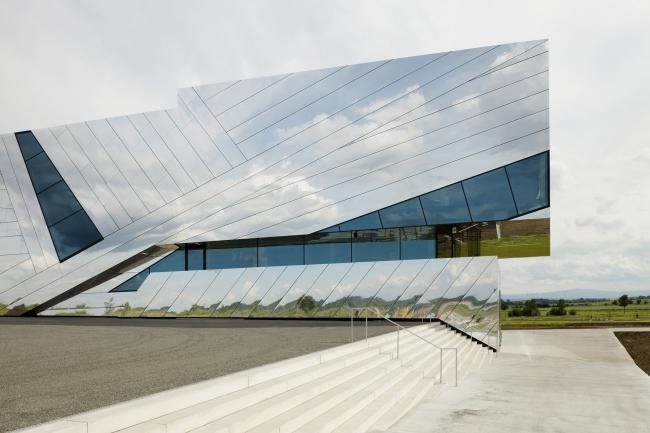 Исследовательский и посетительский центр Paläon.