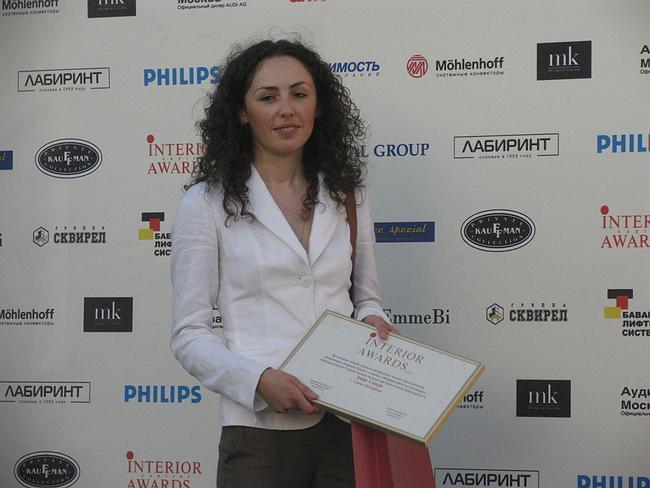 Аида Саида - 3 место