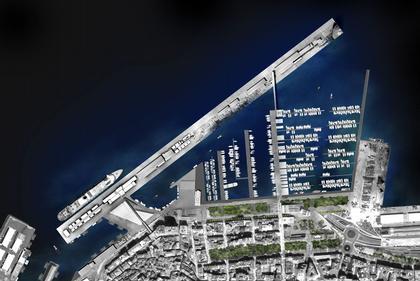 Пейрао XXI - план района