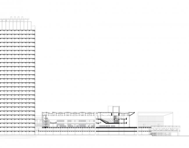Образовательный центр госпиталя Университета Эразма © Claus en Kaan Architecten