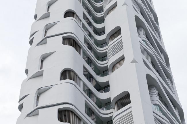 Жилой комплекс Ardmore © Iwan Baan