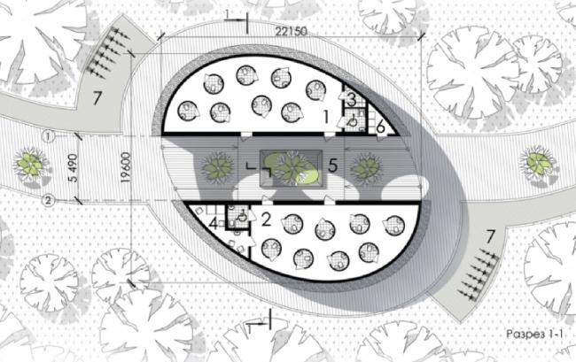 Специальный приз Международной школы дизайна. Авторы: Евгения Ширчкова, Андрей Курганов, Сергей Суняйкин, Эльвира Хусиянова. Иллюстрации предоставлены организаторами конкурса