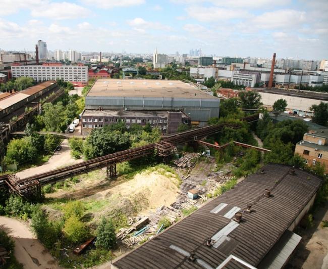 Завод «Серп и молот» сегодня. Фото: serpmolot.com