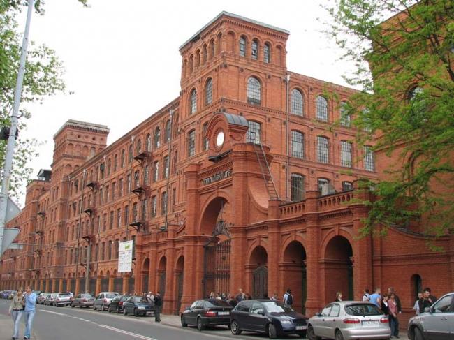 Центр Manufactura. Фото: Michał Oziębło via Wikimedia Commons