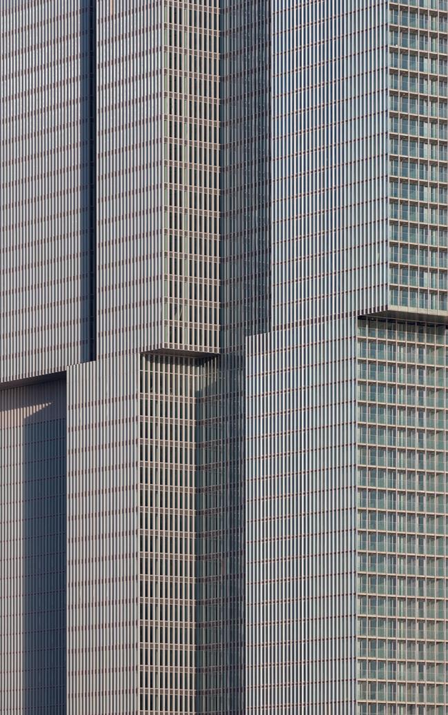 Комплекс De Rotterdam © Ossip van Duivenbode