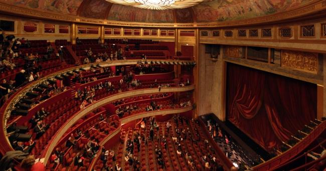 Театр Елисейских полей в Париже. Фото предоставлено ОМА
