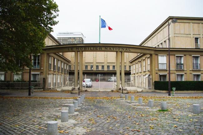 Mobilier National в Париже. Фото предоставлено ОМА