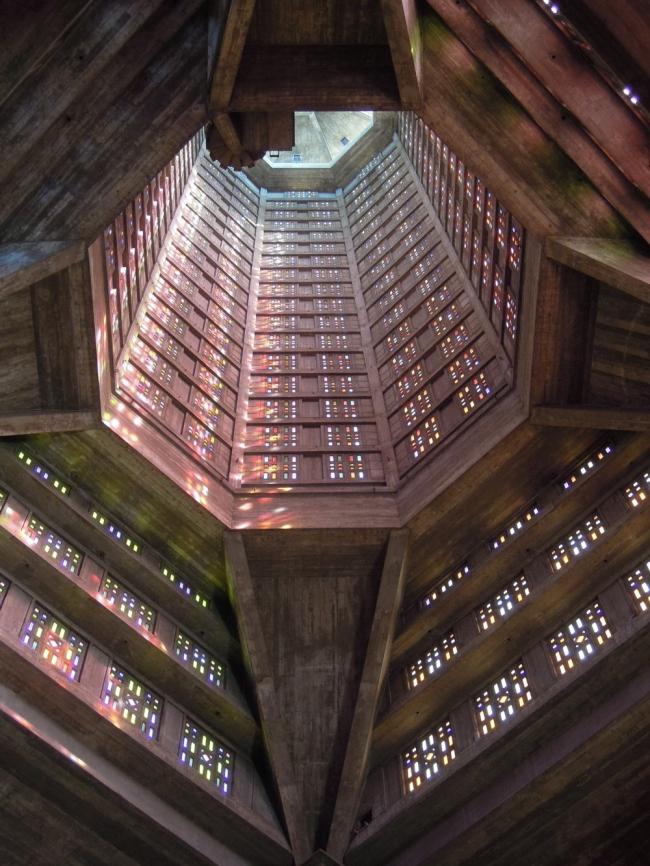 Церковь Святого Иосифа в Гавре ©Bernhard Schulz