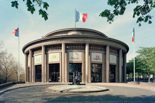 Йенский дворец в Париже © Benoît Fougeirol