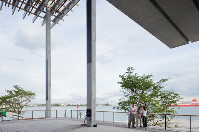 Музей искусств Майами © Iwan Baan