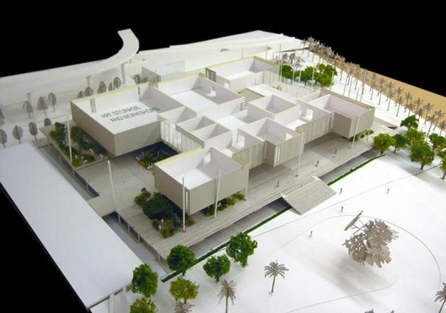 Музей искусств Майами © Herzog and de Meuron