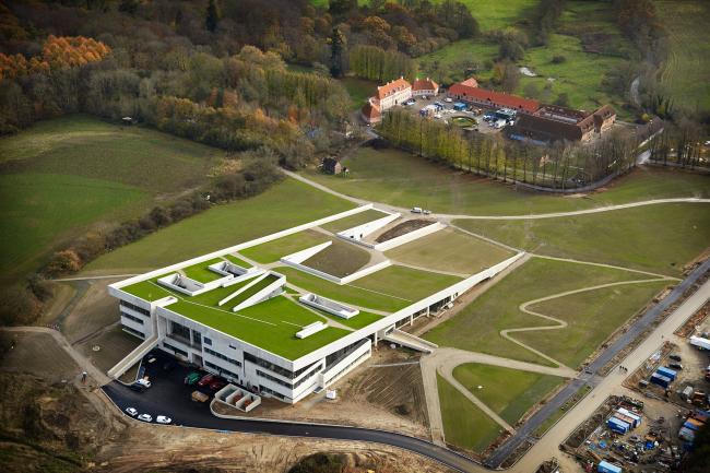 Музей Moesgård. Фото с сайта henninglarsen.com