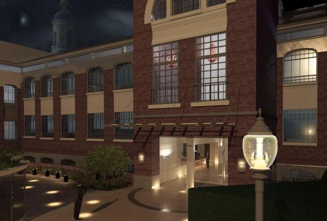 Лофт-апартаменты «Кадашевские палаты». Изображение с сайта 2013.urbanawards.ru