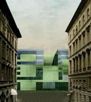 Комплекс зданий правительства Венгрии